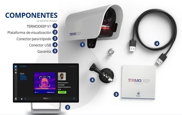 camara termografia, termografia, termografia infrarroja, termografia electrica, termografia industrial, termografia mantenimiento predictivo, camara de termografia