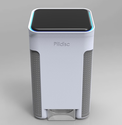 smart medical prototype created by DeepSea Developments